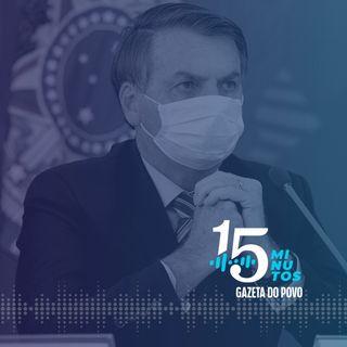 A rebeldia dos governadores contra decretos de Bolsonaro