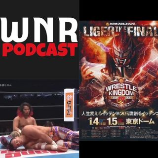 WNR264 NJPW WRESTLE KINGDOM 14