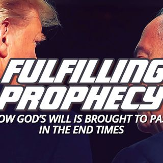 NTEB RADIO BIBLE STUDY: God Is Using Both Netanyahu And Trump To Help Establish The Antichrist's Kingdom, And Why That's A Good Thing