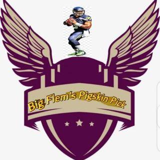Big Flem's Pigskin Picks College Edition 2021 Week 1 Episode 025 - 20210904