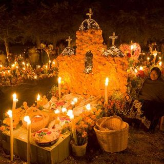 Emisión 13 - Festejos de Día de Muertos, Patrimonio inmaterial de la humanidad