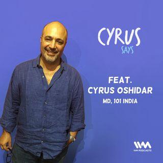 Ep. 360: Feat. Cyrus Oshidar