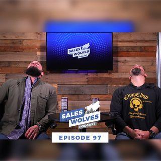 Sales Wolves Podcast | Episode 97 | Building Rapport