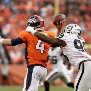 BTB# 032: Scout's Eye Preview | Broncos at Raiders | Week 16