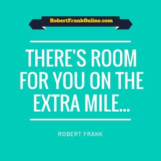 Is Your business on The extra mile?