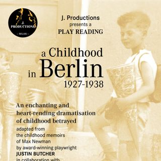 "Julia Holden ""A childhood in Berlin"""