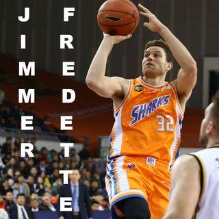 Episode 1: Go Jimmer Fredette! (w/ Joey Capostagno!)