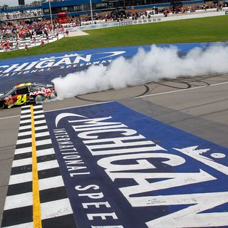 Off the Track: Michigan Speedway Track President Rick Brenner