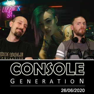 Cyberpunk 2077 e The Last of Us part II - CG Live 26/06/2020