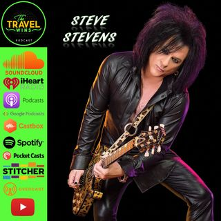 Steve Stevens | grammy winning guitarist rocking the decades with Billy Idol