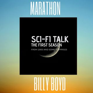 Holiday Marathon Billy Boyd