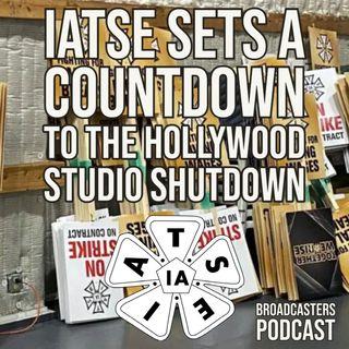 IATSE Sets a Countdown to The Hollywood Studio Shutdown (ep.196)