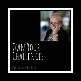 Finding my feet on Owning Your Challenges
