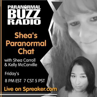 E 18 Sharla Hardin from Girls Vs Ghosts