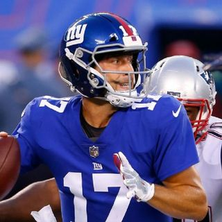 NYG Talk Ep.457 Breaking News #KyleLauletta #Arrested #ManningConspiracy