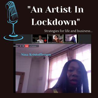 Nina Kristofferson | An artist in lockdown