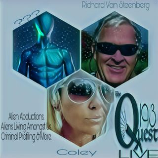 The Quest 193 LIVE. Coley & Richard