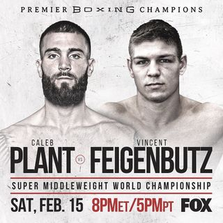 Caleb Plant vs Vincent Feigenbutz Alternative Commentary