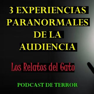 Experiencias paranormales de la audiencia