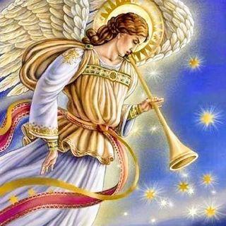 Miércoles: Rayo de luz blanco purificador. Arcangel Gabriel