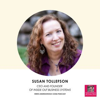 How To Free Up Your Time And Increase Productivity with Susan Tollefson