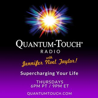 Are You Spiritual & Broke? with author Jennifer Noel Taylor