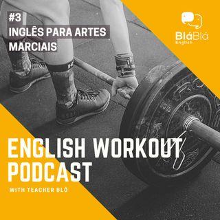 #3 Inglês para Artes Marciais - Interview a Judoka
