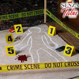 CRIMINOLOGIA 🌶 Cosa fa davvero un CRIMINOLOGO SENZA TABÙ 🔥