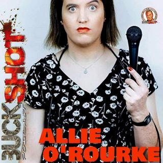 136 - Allie O'Rourke