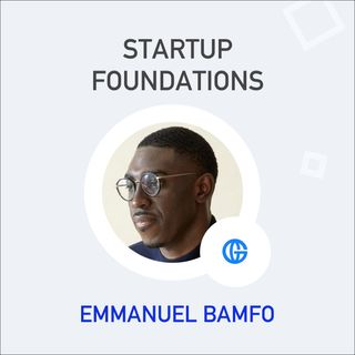 Emmanuel Bamfo, CEO & Co-founder of Globe