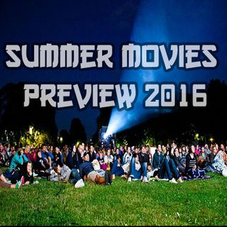 FilMonkeys LIVE - Summer 2016 Preview
