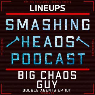 Big Chaos Guy (Double Agents Ep. 10)