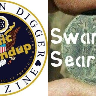 "American Digger Magazine's Relic Roundup - Brandon ""Swanzey Searcher"" Stewart"