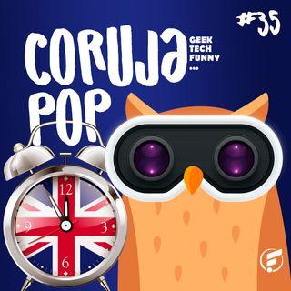 Coruja POP #35 English for business: não é filme de terror!