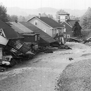 Dead in the Water: The 1977 Johnstown Flood