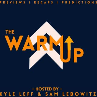 Warm Up Podcast Episode 1 - The Beginning