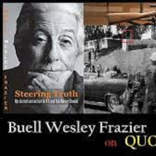 III  BUELL WESLEY FRAZIER on the TSBD Roll Call, Arrest and Decades of Fear