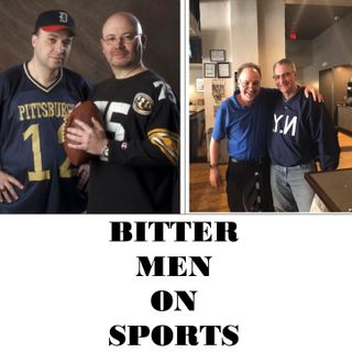 BITTER MEN ON SPORTS EPISODE 5