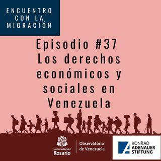 Los derechos económicos y sociales en Venezuela