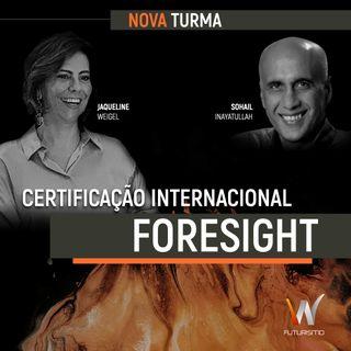 Certificação Internacional em Foresight W Futurismo - JULHO