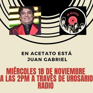 Juan Gabriel es eterno