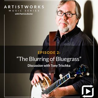 The Blurring of Bluegrass: Tony Trischka
