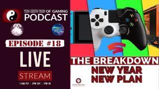 Ying Meets Yang of Gaming №18 New Year, New Plans
