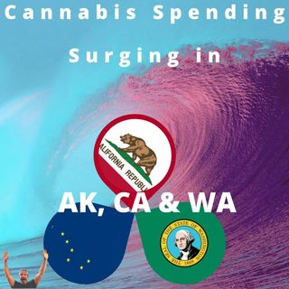 What is Driving the Surge in Per Capita Cannabis Spending?