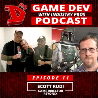 Episode 11 - Scott Rudi