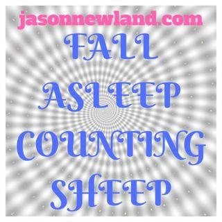 Fall asleep Counting sheep