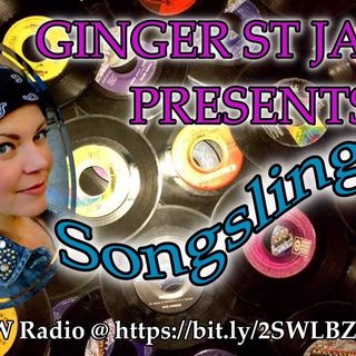 "IWW RADIO HOST GINGER ST. JAMES ""ARTIST SHOWDOWN"""