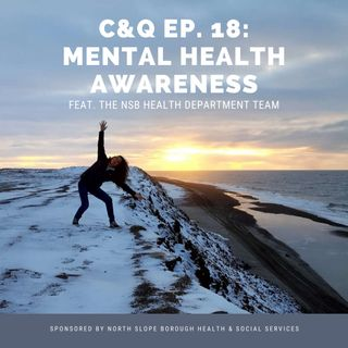 Episode 18: Mental Health Awareness Month