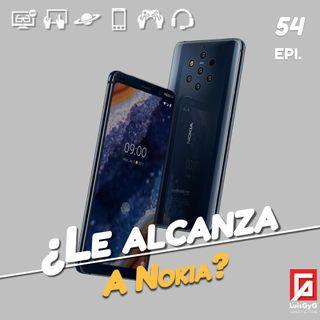 El teléfono de las 5 cámaras. Entrevista con Sony Alfa y ya falta  poco para Juego de Tronos.