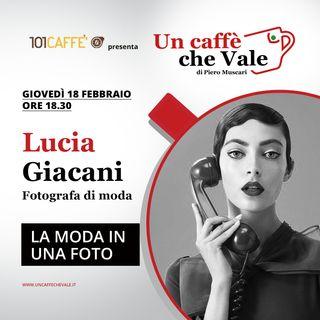 Lucia Giacani: La moda in una foto